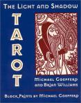Light and Shadow Tarot book cover aletheus Incantations