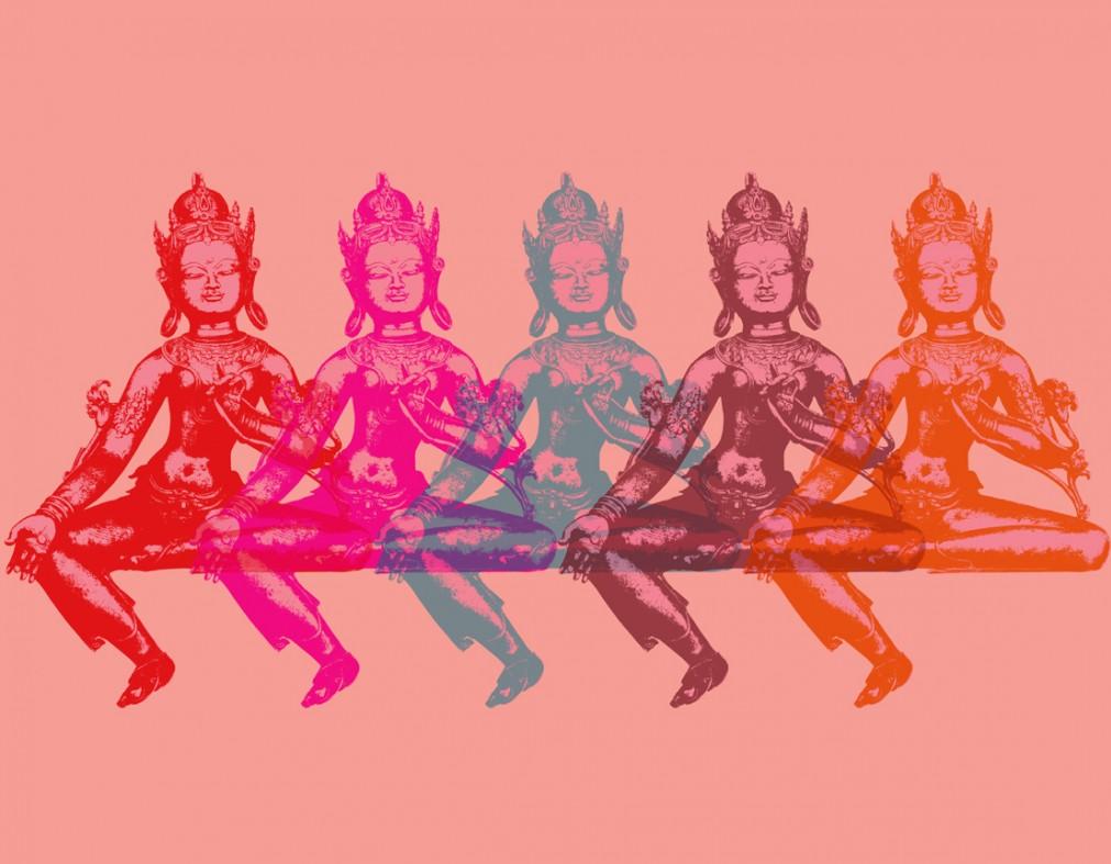 daily meditation prayer green tara buddhism